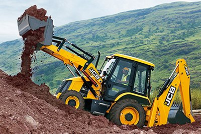 JCB Backhoe Loaders Price India