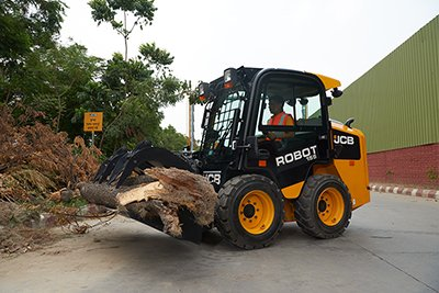 JCB Skid Steer Loaders Durgapur