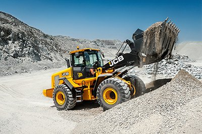 JCB Wheeled Loaders Durgapur