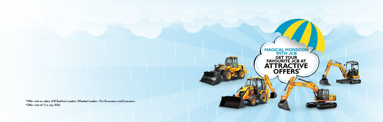 JCB MONSOON SALE Durgapur